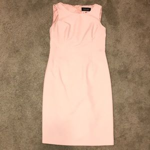 Black Label Pink Straight Dress 💕👗